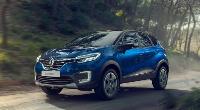 The updated Renault Kaptur rose by 20 thousand and got a turbo
