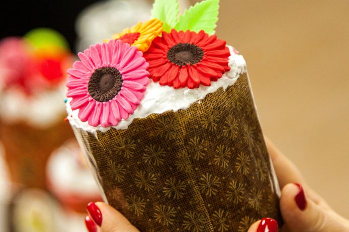 Will be cake — and Easter: cream soda or Italian panettone brought to the house, that was something to celebrate