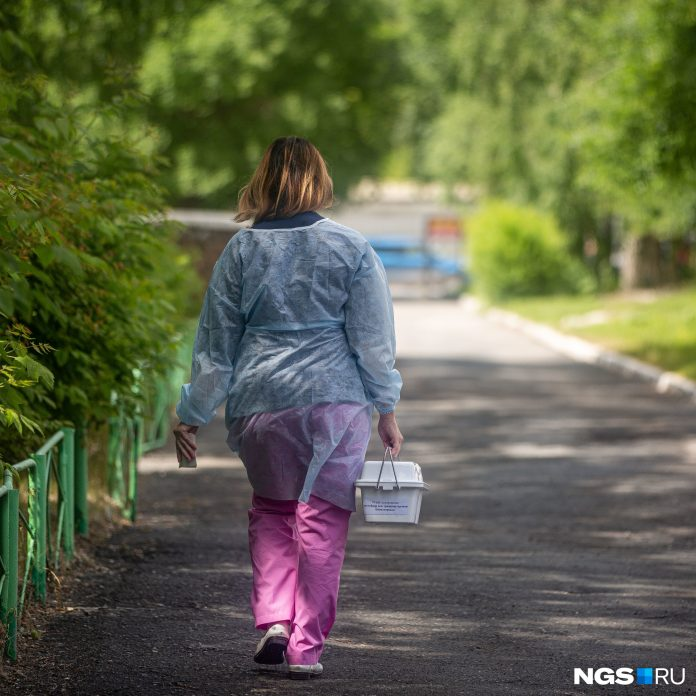 Chronicle of events of Novosibirsk, where every day reveals hundreds of cases of coronavirus