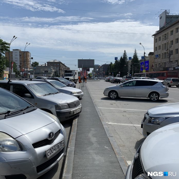 Hour for $ 100: NGS tested unclear of paid Parking on Red Avenue