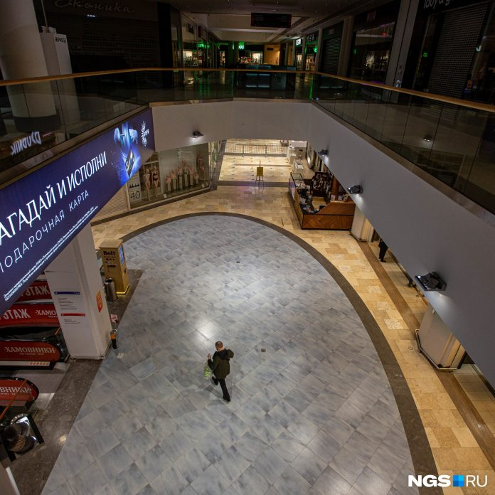 How much money lose their shopping malls due to the coronavirus. Consider the example of the SEC
