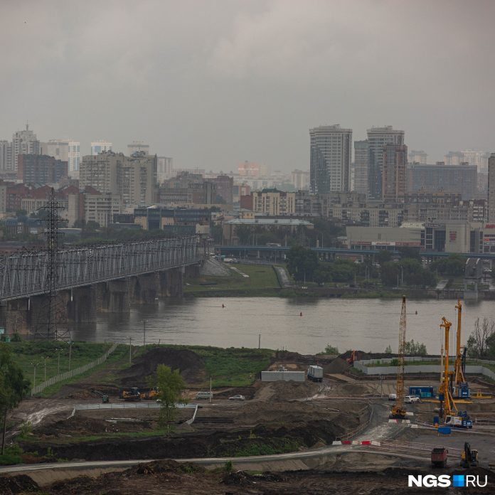 In Novosibirsk issued a permit for the construction of the tunnel near the fourth bridge