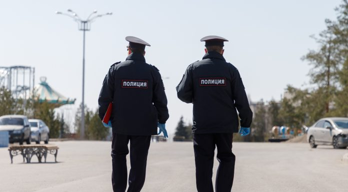 In Novosibirsk, the Ministry of internal Affairs hides the number of infected with coronavirus police