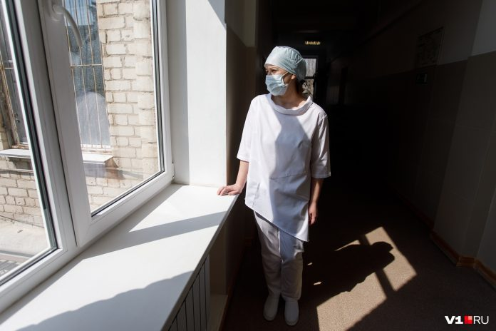 In NSO counted doctors who contracted the coronavirus in the work — they were paid almost 70 thousand