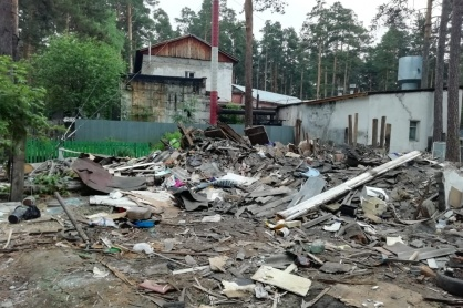 Novosibirsk investigators opened the case after the demolition of the house in which lived two families with children