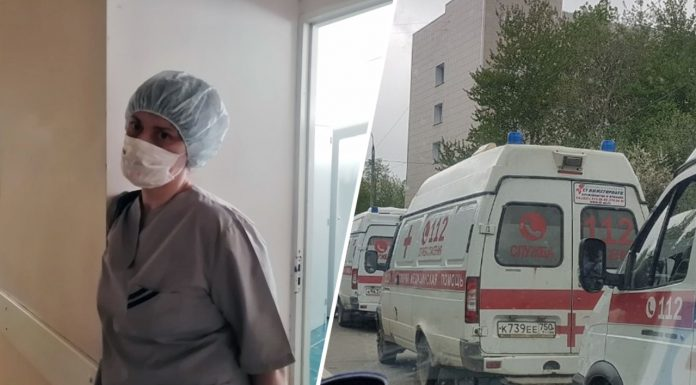 """""""People are still conscious but can't breathe"""": a nurse from Iskitim month worked in Moscow kovid-hospital"""