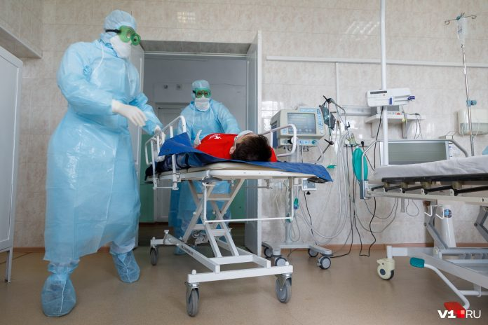 Physicians were less likely to be infected with coronavirus in the Novosibirsk region, — the Governor has explained why