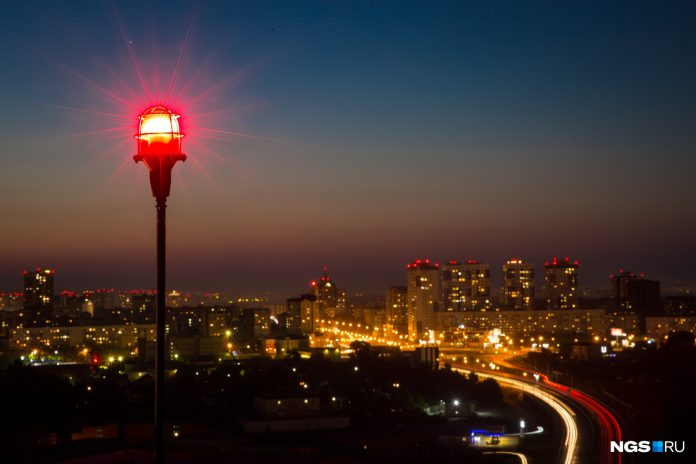 Residents of Novosibirsk alarmed the sound of sirens in the night — in the MOE explained that it