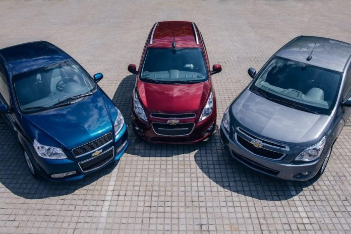 The second attempt: in Russia back budget models Chevrolet
