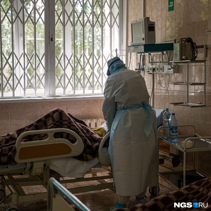 There was maximum damage to the lungs. The details of the death of the young victims of coronavirus