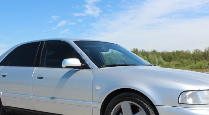 """When the """"Germans"""" were still strong: novosibirets has restored 20-year-old Audi to perfection and is proud of its reliability"""