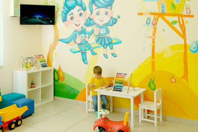 40 thousand young patients a year: why Novosibirsk treat children in the center