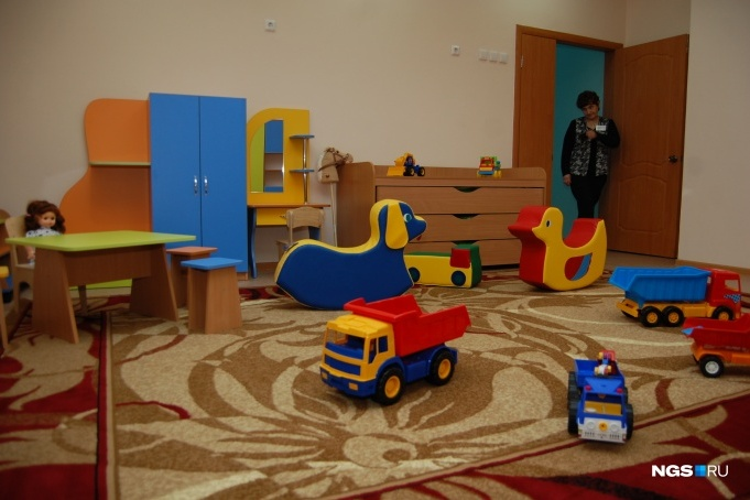 Anatoly Lokot said when they will open a kindergarten in the residential area