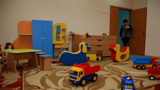 """Anatoly Lokot said when they will open a kindergarten in the residential area """"Sunrise"""""""