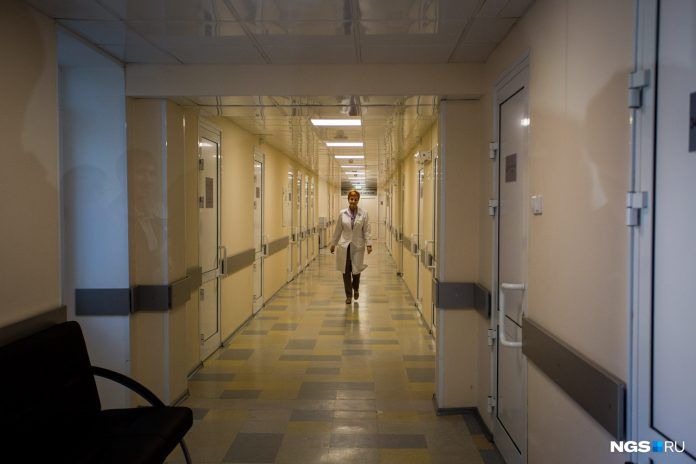 Another 117 patients with coronavirus registered in the Novosibirsk region