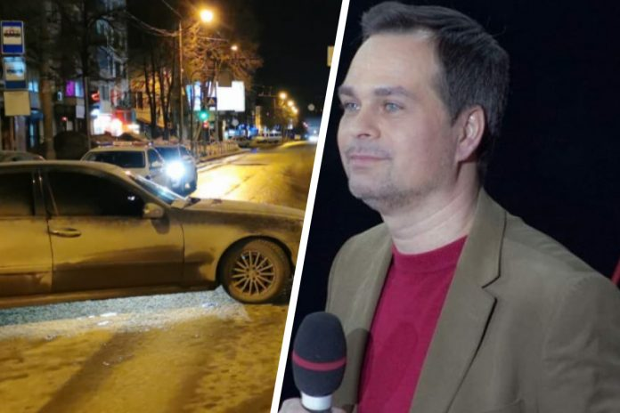 Began the trial of the driver who knocked down and killed a journalist in Novosibirsk online stream