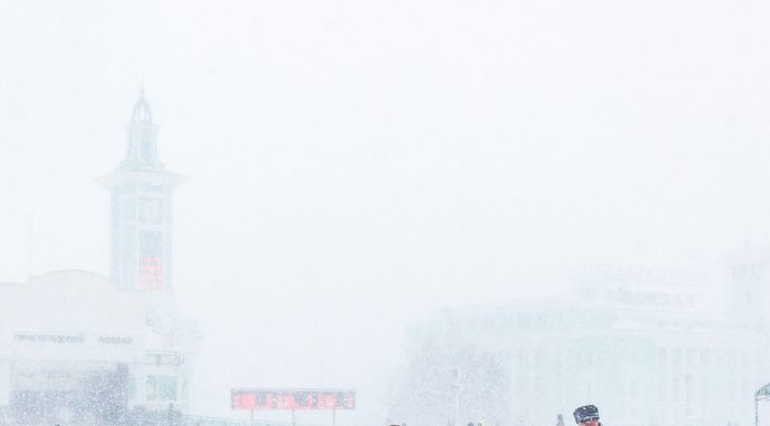 Forecasters said the weather for the weekend in Novosibirsk: above average temperatures and blizzards