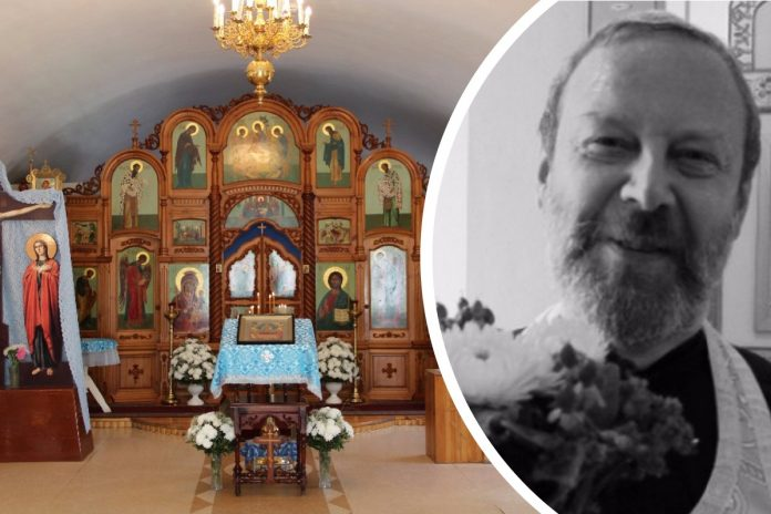 He died a cleric of the Novosibirsk diocese, he had the coronavirus