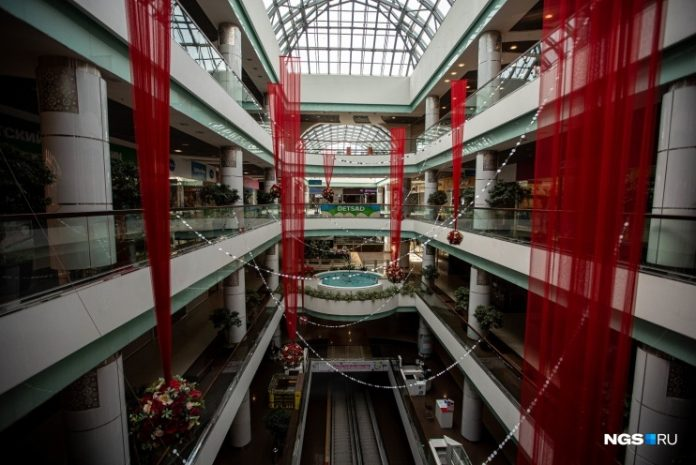 Herbalists instructed to open the shopping centers in Novosibirsk — but there are some caveats