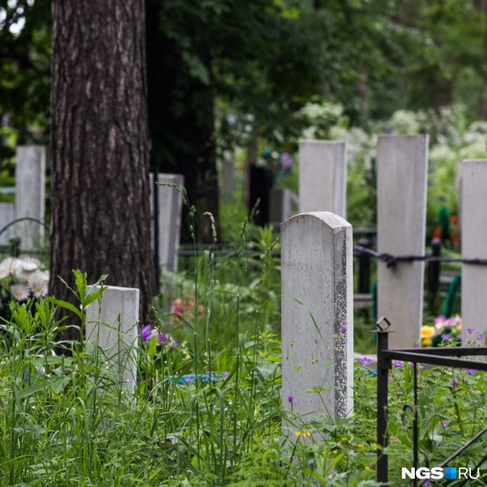How many of the city's residents who died this June: compare with the figures for 2019 (they differ significantly)