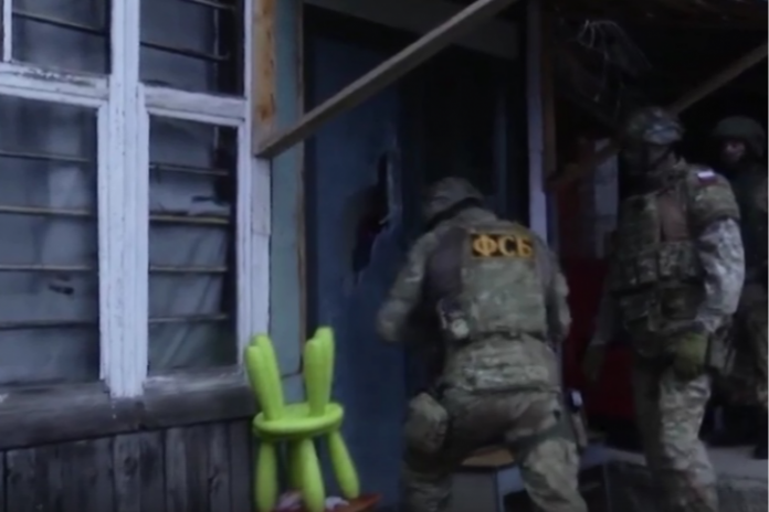 In Novosibirsk has arrested for two months members of the terrorist cell