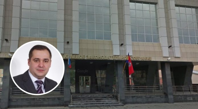 In Novosibirsk on charges of bribery were arrested in Altai Deputy