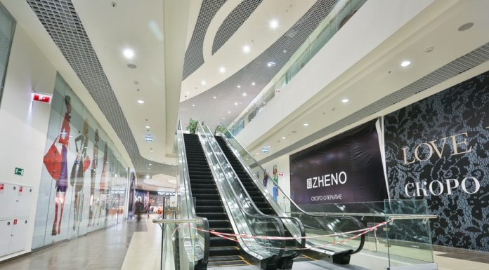 In Novosibirsk opened shopping malls — see what stores have already started to work