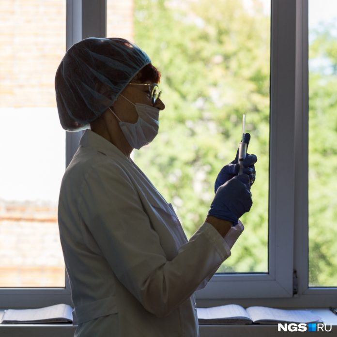 In Novosibirsk the Ministry of health announced the start of preparations for the vaccination campaign against influenza