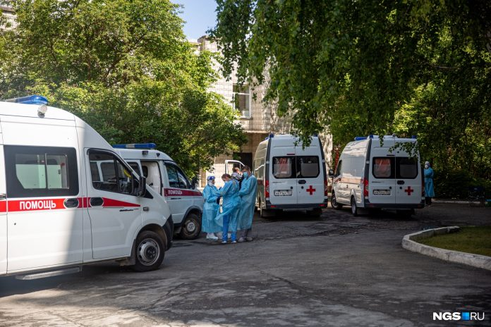 In NSO from the coronavirus has died, 7 patients