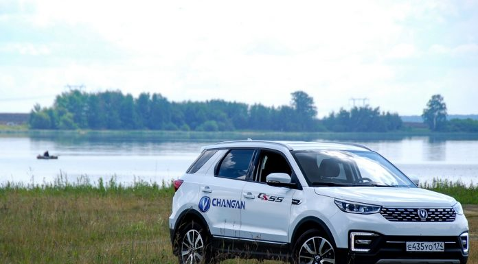 Means without a smell: the observed evolution chinacare for example, Changan CS55
