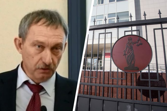 Novosibirets has been on trial for embezzlement of property of the bankrupt