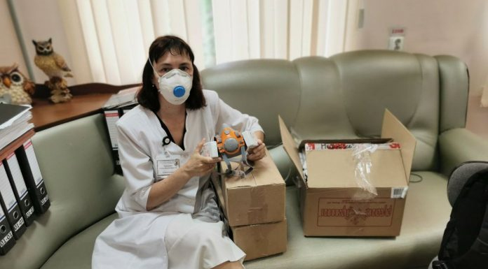 Novosibirsk has collected nearly 5 million for the protection of physicians from coronavirus and stopped to help doctors