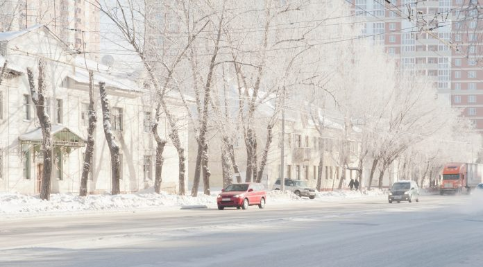 Novosibirsk weather forecasters said that will come and go the 25-degree cold (it will happen very soon)