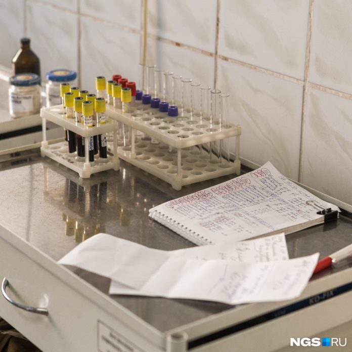 Oberstab reported 92 new cases of coronavirus in the Novosibirsk region