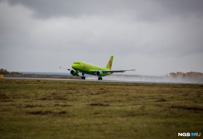 Opened direct flights between Grozny and Novosibirsk