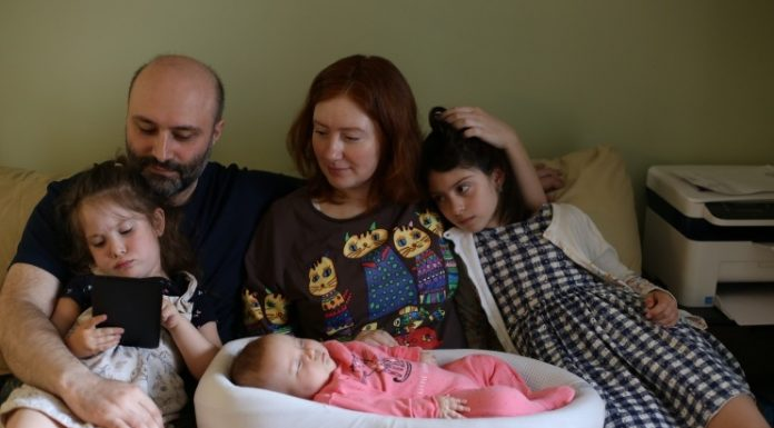 Parents of 5-month-old Sophia from a dangerous disease has filed a lawsuit against the Ministry of health Novosibirsk