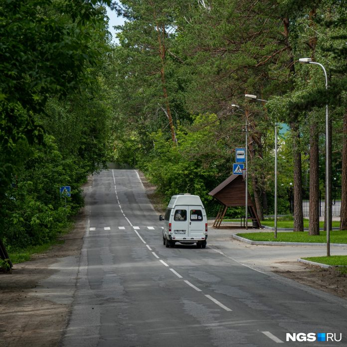 Part of Zael'tsovskiy Bor at Obkomovskih summer residences proposed to give under high-rise buildings