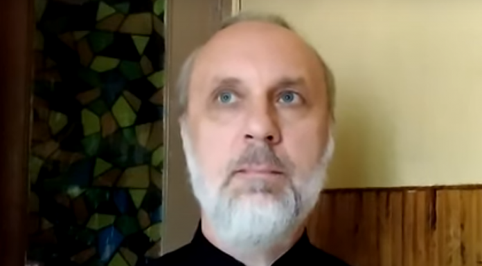 Punished for criticizing the Church, the Ministry of defense of the Novosibirsk priest started preaching on YouTube