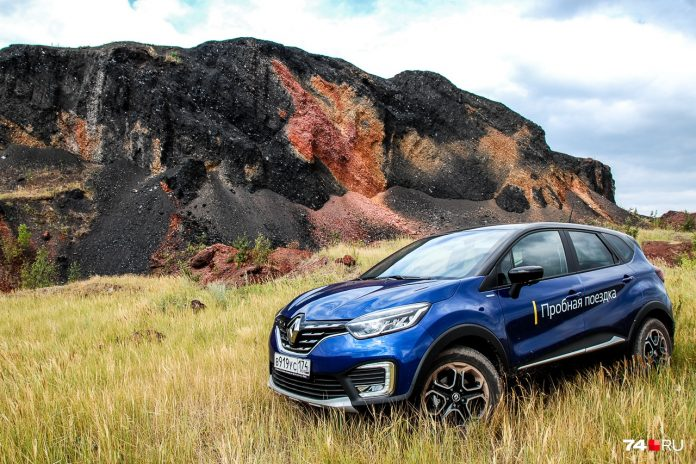 Renault Kaptur 2020: find out whether it was a bullet with the new turbo