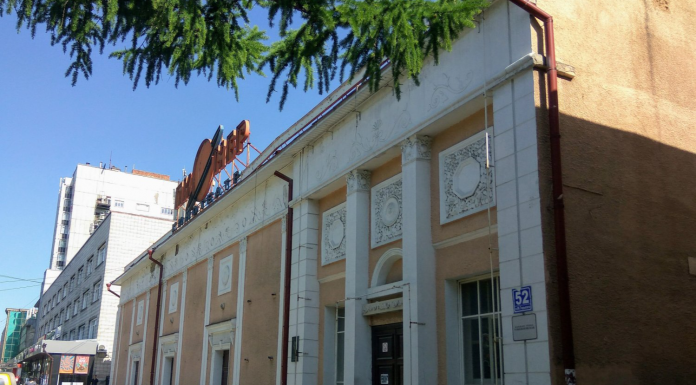 The authorities decided who will rebuild the cinema for theatre Afanaseva — watching project (in the building will be a lift and a balcony)