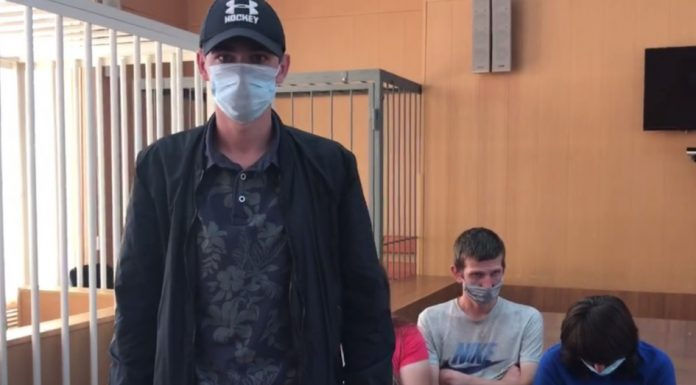 The last word of a driver who knocked down a journalist Anton Luchansky — published video from the court