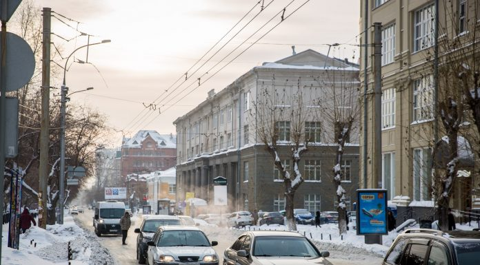 """""""The most striking cold wave"""": in Novosibirsk oblast there are temperatures down to -28 degrees"""