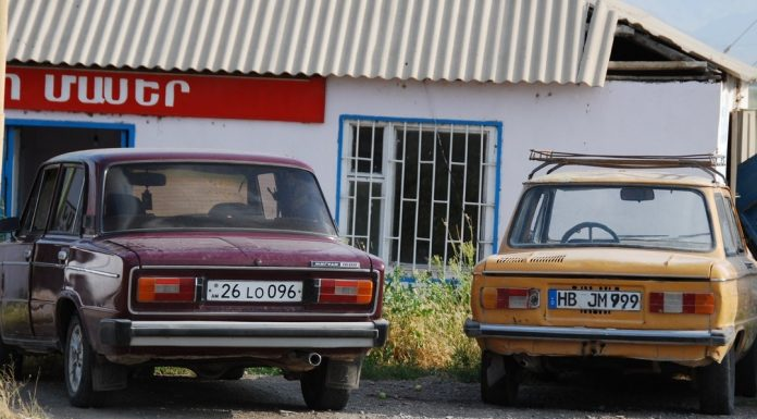 """The old """"Armenians"""": in Russia began the operation to capture the cars with foreign numbers"""