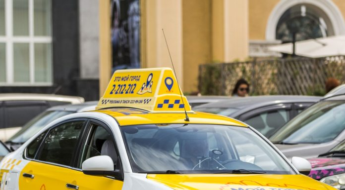 """The oldest taxi service """"My city"""" closes at Novosibirsk"""