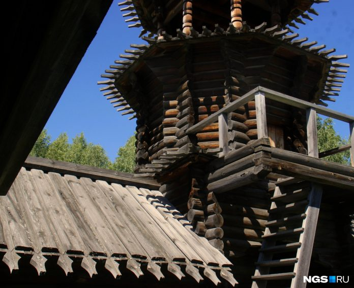 This Novosibirsk you don't know: journalist NGS got 300 years of the Church of the extinct from smallpox city