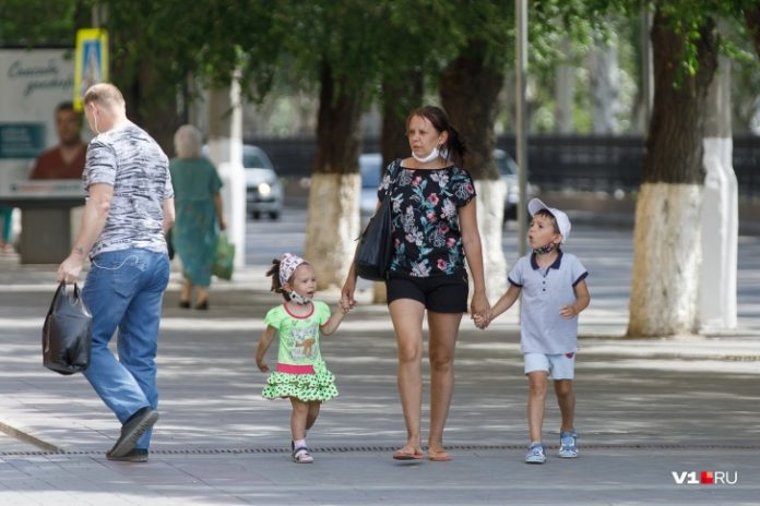 Three thousand child: how many unemployed Novosibirsk with children received benefits