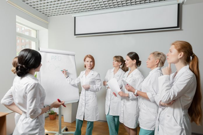Where in Novosibirsk it is possible to learn how to manage their health