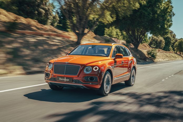 Bentley has released 20,000 copies of the SUV, recognized as the benchmark of luxury