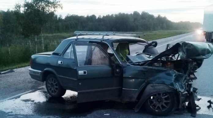 Driver killed, woman and 11-year-old girl in the hospital — details of the accident in the Chulym district