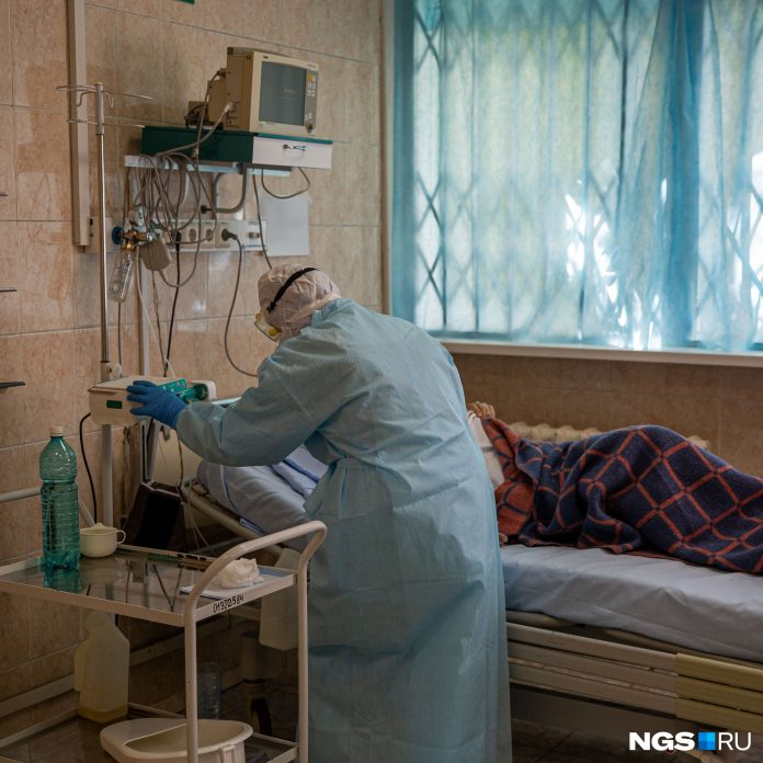 In the Novosibirsk region of a coronavirus found in 106 people